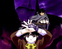 Аниме картинка 3x3 Eyes: Legend of the Divine Demon. Sazan Eyes: Seima Densetsu. 3х3 глаза: Сказание Сэймы