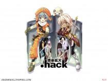 Аниме картинка .hack//Legend of Twilight Bracelet. .hack//Tasogare no Udewa Densetsu. .hack//Легенда Сумеречного Браслета