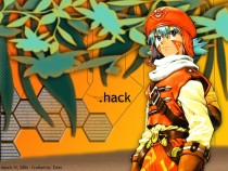 Аниме картинка .hack//Unison. .hack//SIGN Episode 28. .хак//Унисон