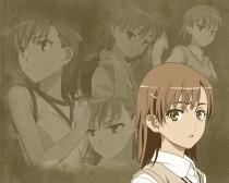 Аниме картинка A Certain Scientific Railgun [TV]. To Aru Kagaku no Railgun [TV]. Некий научный Рейлган [ТВ]