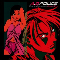 Аниме картинка A.D. Police [TV]. . Передовая полиция [ТВ]