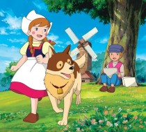 Аниме картинка A Dog of Flanders. Flanders no Inu. Фландрийский пес [ТВ]