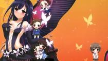Аниме картинка Accel World OVA. Akuseru Warudo OVA. Ускоренный Мир OVA