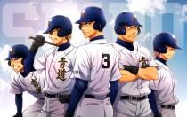 Аниме картинка Ace of Diamond. Diaya no A. Величайший бейсболист