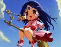 Аниме картинка Ah! My Goddess: Everyone Has Wings [TV-2]. Aa, Megami-sama: Sorezore no Tsubasa [TV-2]. Моя богиня!: У каждого есть крылья [ТВ-2]