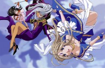 Аниме картинка Ah! My Goddess [TV-1]. Aa! Megami-sama [TV-1]. Моя богиня! [ТВ-1]
