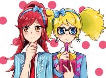 Аниме картинка Aikatsu! 2. Idol ga Tsudou! 2. Айкацу! [ТВ-2]