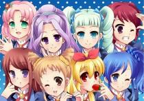 Аниме картинка Aikatsu! Idol Activities!. Aikatsu! Aidoru Katsudo!. Айкацу!