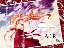 Аниме картинка Air the Movie. Gekijouban Air. Высь - Фильм
