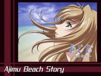 Аниме картинка Ajimu Beach Story. Ajimu Kaigan Monogatari. Адзиму - пляжная история