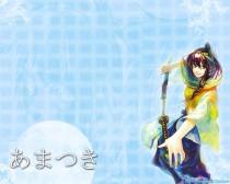 Аниме картинка Amatsuki. Amatsuki. Лунопоклонение
