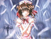 Аниме картинка Amazing Nurse Nanako. Nanako Katai Shinsho. Изумительная медсестра Нанако
