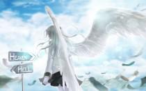 Аниме картинка Angel Beats!. . Ангельские ритмы!