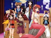 Аниме картинка Angel's Tail [TV-1]. Tenshi no Shippo [TV-1]. Ангельский хвостик [ТВ-1]