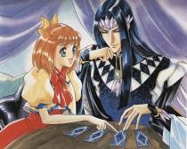 Аниме картинка Angelique - OVA 4. Angelique - OVA 4. Анжелика OVA-4