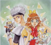 Аниме картинка Angelique : Twin Collection. Angelique : Twin Collection. Анжелика OVA-3