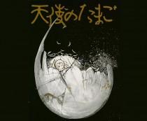 Аниме картинка Angel`s Egg. Tenshi no Tamago. Яйцо ангела