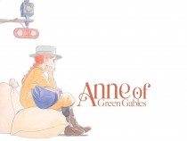 Аниме картинка Anne of Green Gables. Akage no Anne. Энн из Зеленых Крыш