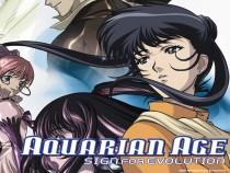 Аниме картинка Aquarian Age Saga II: Don't forget me... [OVA]. . Эпоха Водолея [OVA]