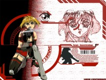 Аниме картинка Armitage III [OVA]. . Армитаж III [OVA]