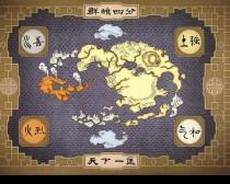Аниме картинка Avatar: The Last Airbender. Book Two: Earth. . Аватар: Последняя Битва (второй сезон). Книга Земли