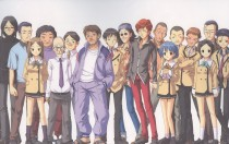 Аниме картинка Ayakashi. AYAKASHI. Аякаси