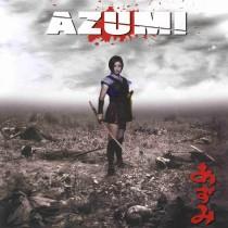 Аниме картинка Azumi. Azumi. Азуми