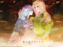 Аниме картинка Earthian. . Землянин
