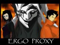 Аниме картинка Ergo Proxy. . Эрго Прокси
