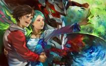 Аниме картинка Eureka Seven Astral Ocean. Eureka Seven Ao. Эврика 7: Астральный океан