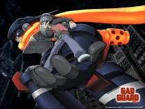 Аниме картинка Gad Guard. . Защитник Гэд