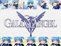 Аниме картинка Galaxy Angel 4. Galaxy Angel X. Галактический ангел Икс