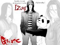 Аниме картинка Gantz. . Ганц