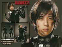 Аниме картинка Gantz [Movie]. . Ганц [Фильм]