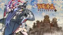 Аниме картинка Garden of Thousand Flowers: Samurai Bride TV-2. Hyakka Ryouran: Samurai Bride TV-2. Сад тысячи цветов: Девушки самураи ТВ-2