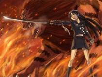 Аниме картинка Ga-Rei: Zero. .