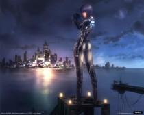 Аниме картинка Ghost in the Shell 2.0. Kokaku Kidoutai 2.0. Призрак в Доспехах 2.0