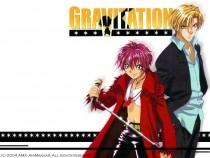 Аниме картинка Gravitation. . Притяжение (Гравитация)