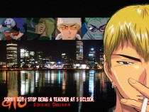 Аниме картинка Great Teacher Onizuka ( GTO ). . Великий учитель Онидзука