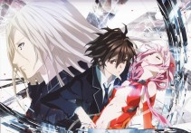 Аниме картинка Guilty Crown: Lost Christmas. Guilty Crown: Lost Хmas. Корона греха OVA
