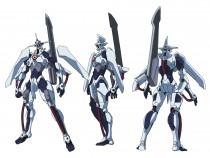 Аниме картинка Gun х Sword. Gun x Sword. Огнем и мечом