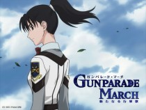 Аниме картинка Gunparade March: A New Song for the March. Gunparade March: Arata Naru Kougunka. Военный парад: Новые звуки марша
