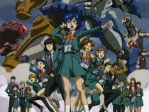Аниме картинка Gunparade Orchestra. . Военный оркестр