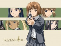 Аниме картинка Gunslinger Girl: Il Teatrino. Gunslinger Girl: Il Teatrino. Школа убийц: Театр марионеток
