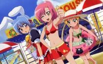 Аниме картинка Hayate no Gotoku!! OVA. . Хаятэ, боевой дворецкий OVA
