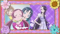 Аниме картинка Heartcatch Precure!. Heartcatch Pretty Cure!. Очарованное сердце!