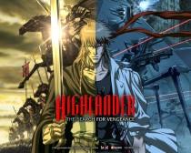Аниме картинка Highlander: The Search For Vengeance. . Горец: в поисках мести