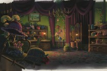 Аниме картинка Howl`s Moving Castle. Hauru no ugoku shiro. Ходячий замок