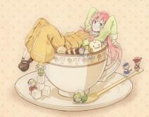 Аниме картинка Jinrui wa Suitai Shimashita. Jinrui wa Suitai Shimashita.