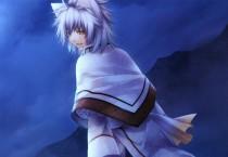 Аниме картинка Juuza Engi - Legend of the Three Kingdom Crescent. Juuza Engi: Engetsu Sangokuden. Джуза Энджи - Легенда о трех королевствах - полумесяцах